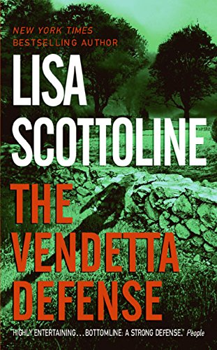 9780061031427: The Vendetta Defense (Rosato & Associates)