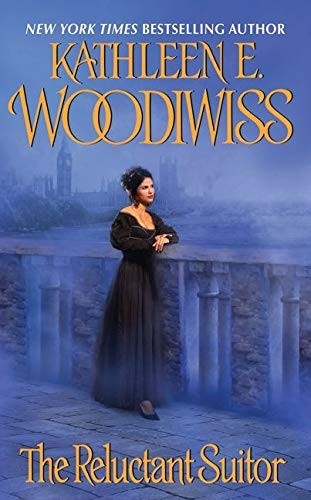 The Reluctant Suitor: Woodiwiss, Kathleen E.