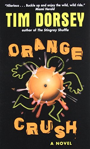 9780061031540: Orange Crush (Serge Storms)