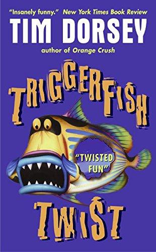 9780061031557: Triggerfish Twist