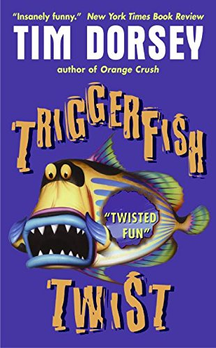 9780061031557: Triggerfish Twist (Serge Storms)