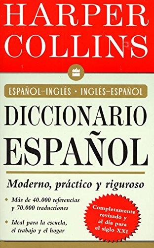 9780061031601: HarperCollins Diccionario Espanol: Espanol-Ingles/Ingles- Espanol