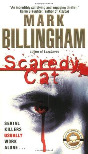 9780061032202: Scaredy Cat