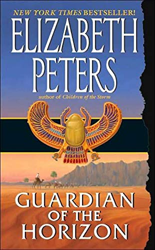 9780061032462: Guardian of the Horizon (Amelia Peabody Mysteries)