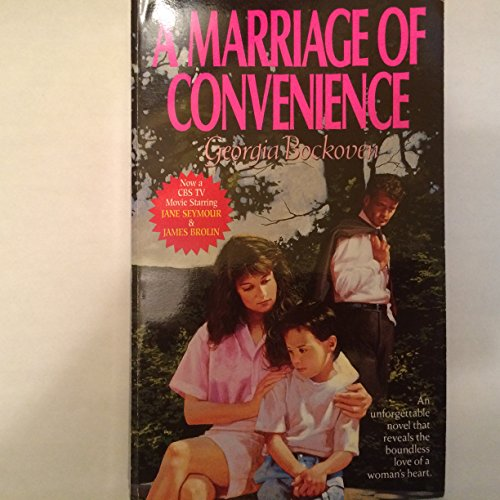 9780061040146: A Marriage of Convenience (Western Lovers)