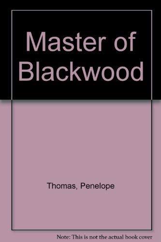 9780061040665: Master of Blackwood