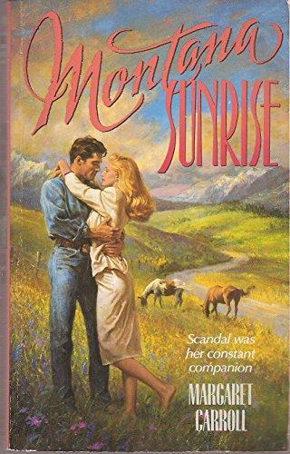 9780061040924: Montana Sunrise