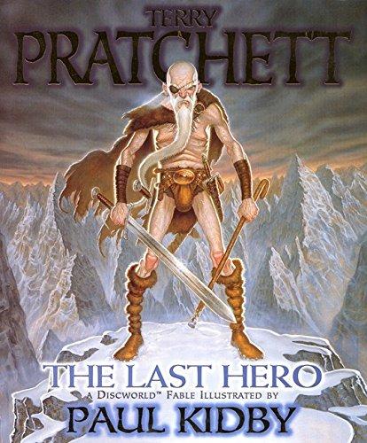 9780061040962: The Last Hero: A Discworld Fable (Discworld Novels)