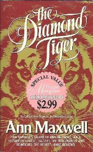 The Diamond Tiger (0061041815) by Ann MAXWELL