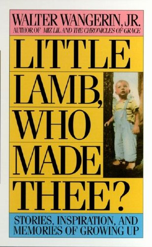 9780061042270: Little Lamb, Who Made Thee?: A Book About Children and Parents