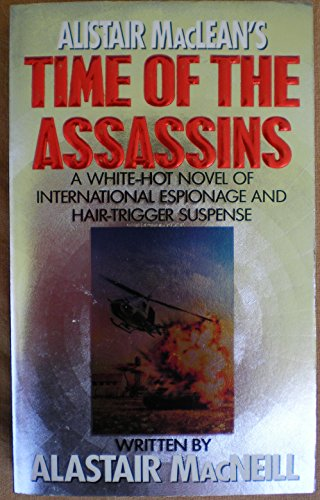 9780061042294: Alistair Maclean's Time of the Assassins