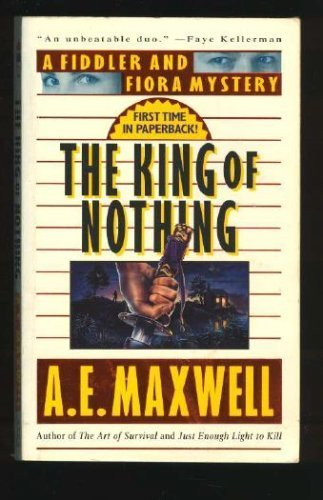 9780061042300: The King of Nothing: A Fiddler and Fiora Mystery