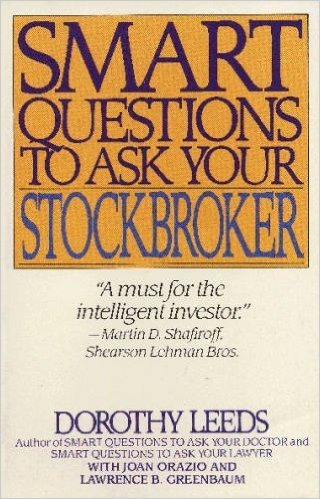 9780061042416: Smart Questions to Ask Your Stockbroker