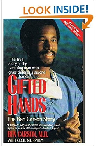 Gifted Hands: The Ben Carson Story (9780061042539) by Ben Carson; Cecil Murphey