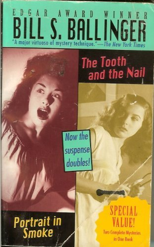 9780061042553: Portrait in Smoke/the Tooth and the Nail/2 Mysteries in 1 Book