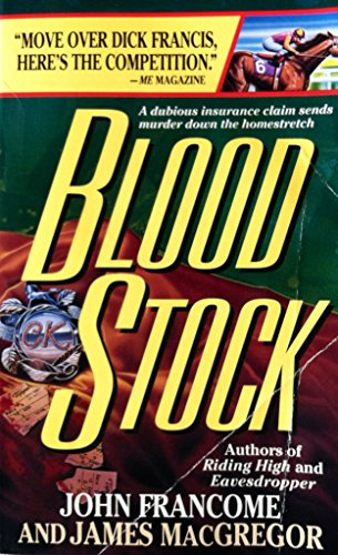 9780061042881: Blood Stock