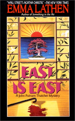 9780061042966: East Is East: A John Putnam Thatcher Mystery