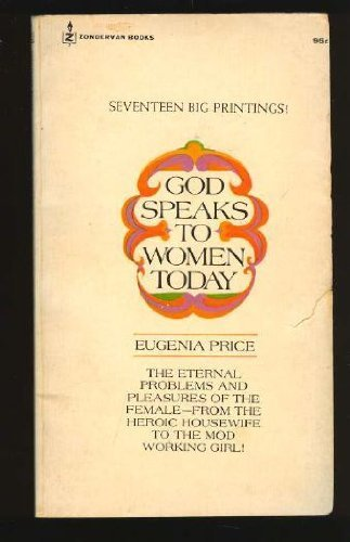 9780061043291: God Speaks to Women Today