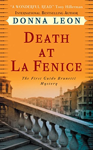9780061043376: Death at LA Fenice