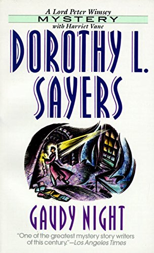 9780061043499: Gaudy Night (Lord Peter Wimsey Mysteries)