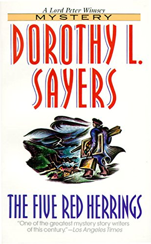 9780061043635: The Five Red Herrings (Lord Peter Wimsey Mysteries)