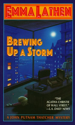 9780061044342: Brewing up a Storm (John Putnam Thatcher Mysteries)