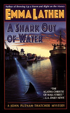 9780061044601: A Shark Out of Water (John Putnam Thatcher Mystery)