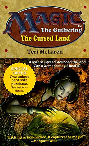 9780061050169: Magic: the Gathering-Cursed Land