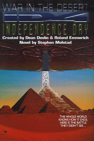 9780061050398: Independence Day: War in the Desert