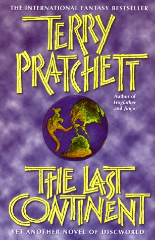 9780061050480: The Last Continent (Discworld)