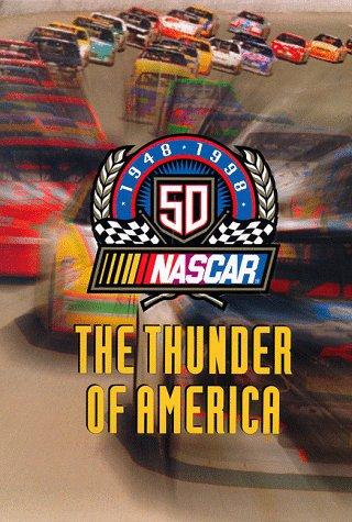 9780061050602: NASCAR: The Thunder of America, 1948-1998