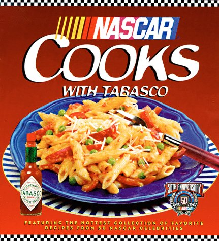 9780061050664: NASCAR Cooks with TABASCO Brand Pepper Sauce