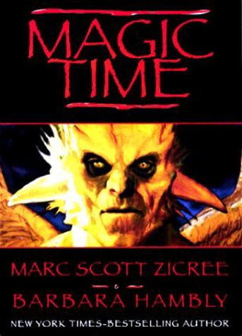 Magic Time (0061050687) by Zicree, Marc; Hambly, Barbara