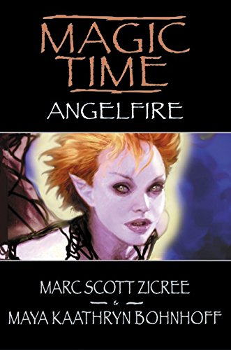 9780061050695: Magic Time: Angelfire