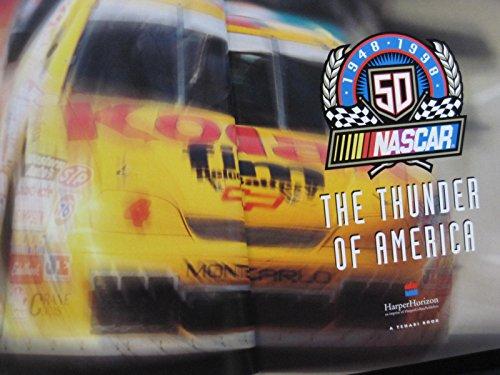 9780061050756: Nascar: The Thunder of America : 1948-1998