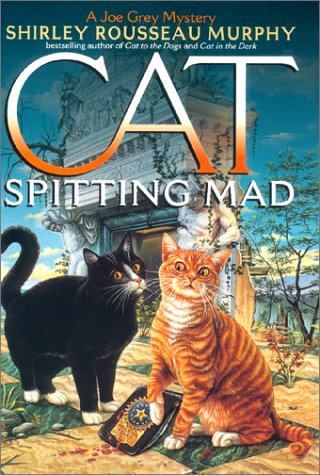 Cat Spitting Mad: Murphy, Shirley R