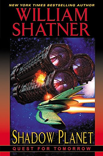 9780061051197: Shadow Planet (Quest for tomorrow)