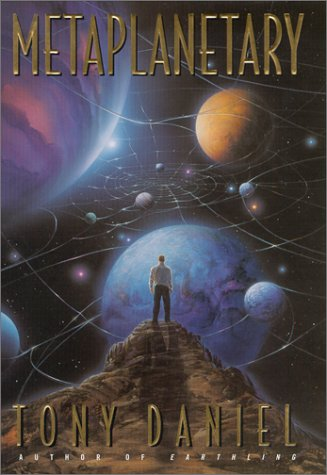 9780061051425: Metaplanetary: A Novel of Interplanetary Civil War
