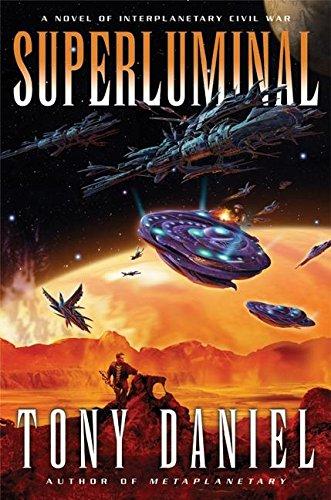 9780061051432: Superluminal: A Novel of Interplanetary Civil War