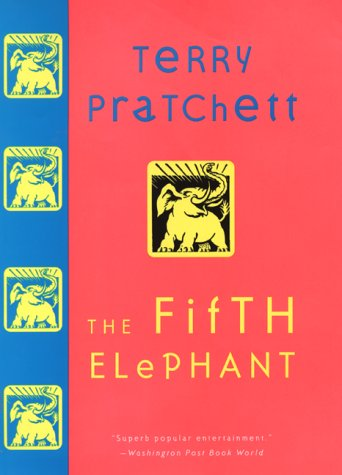 The Fifth Elephant: A Novel of Discworld *SIGNED*