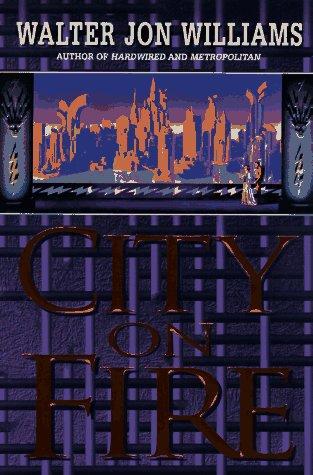 9780061052132: City on Fire