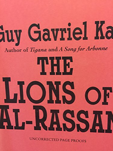 9780061052170: The Lions of Al-Rassan