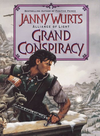 9780061052194: Grand Conspiracy: The Wars of Light and Shadow (Wars of Light & Shadow)