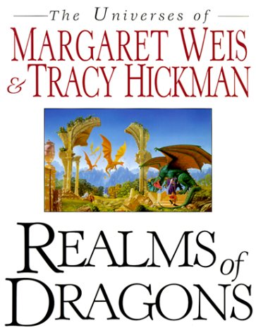 9780061052392: Realms of Dragons: The Worlds of Weis and Hickman