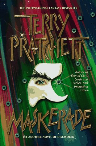 Maskerade: Pratchett, Terry