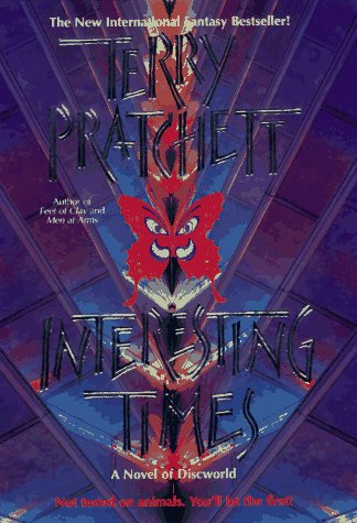 Interesting Times : A Novel of Discworld