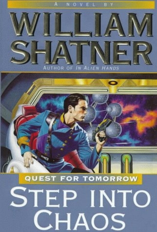 9780061052767: Step into Chaos: Quest for Tomorrow #3