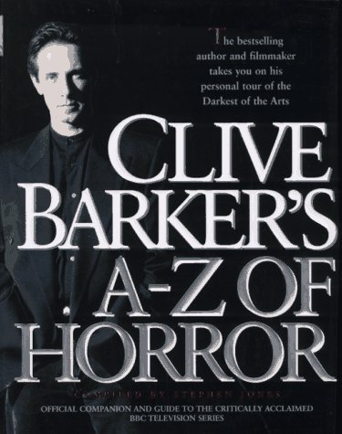 9780061052774: Clive Barker's A-Z of Horror