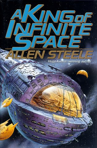 9780061052866: A King of Infinite Space: A Novel