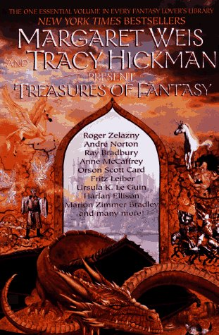9780061053276: Treasures of Fantasy